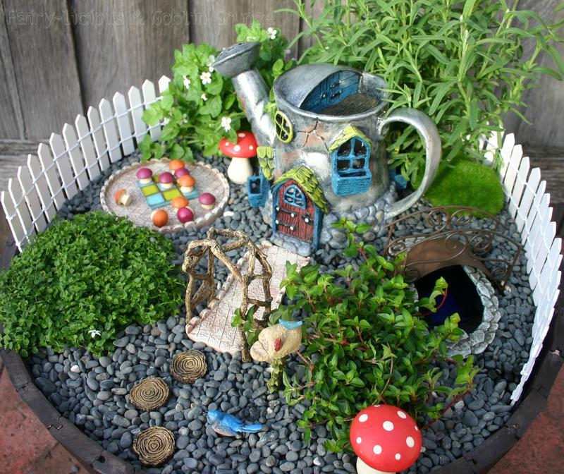 Kid's Fairy Garden Workshop