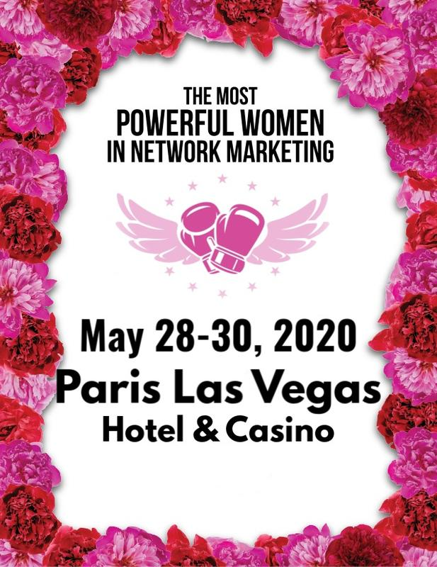 FSI tickets to Most Powerful Women in Network Marketing 2020