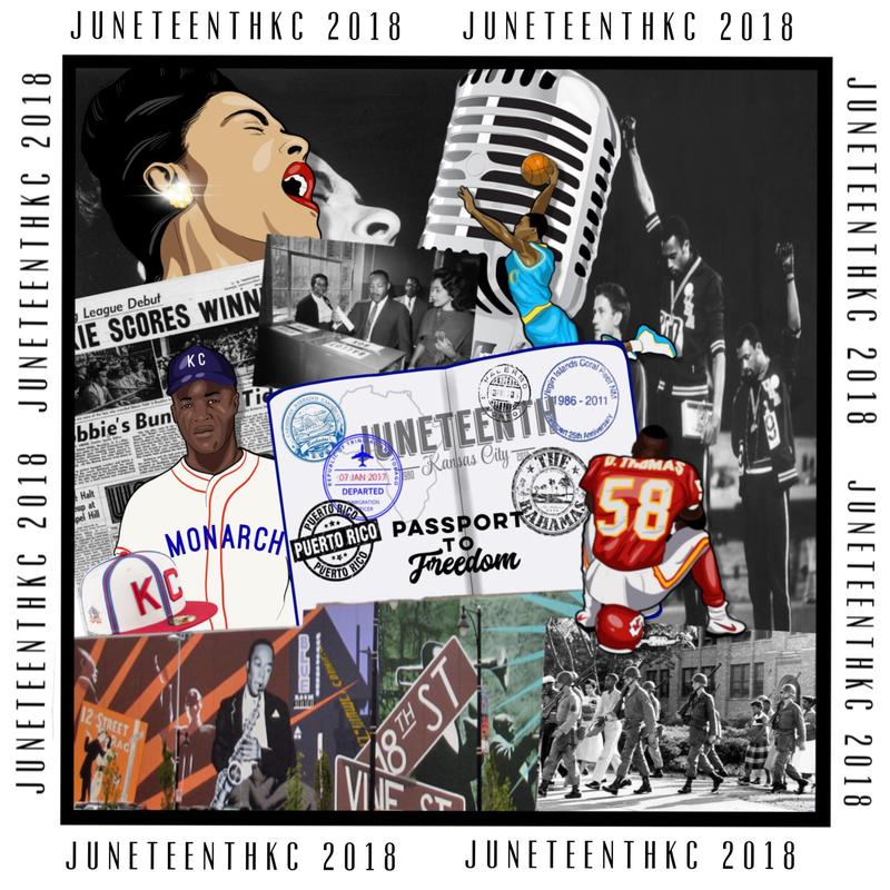 JuneteenthKC 2018: Passport to Freedom