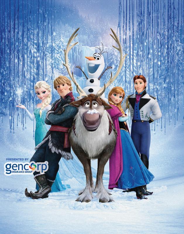 Disney's FROZEN Sing-A-Long Celebration
