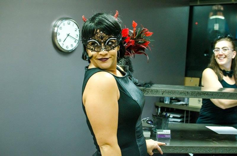 En L'Air Presents: A Masquerade Ball