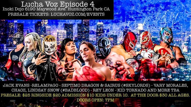 LuchaVoz Episode 4 Los Angeles