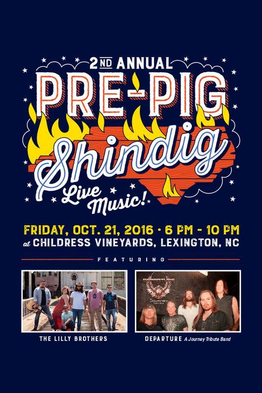 Pre-Pig Shindig 2016