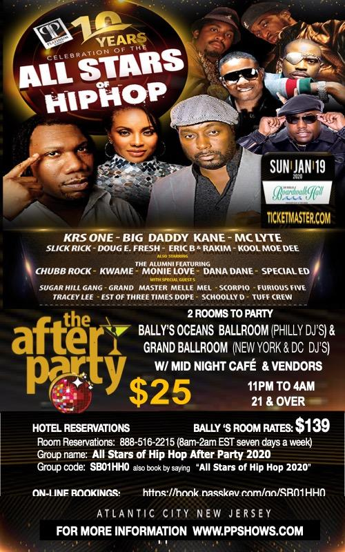 New Hip Hop 2020.All Stars Of Hip Hop After Party 2020 Tickets In Atlantic