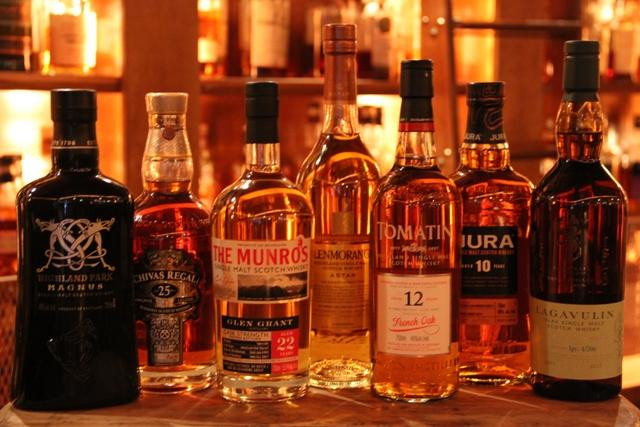 The New Face of Scotch Whisky
