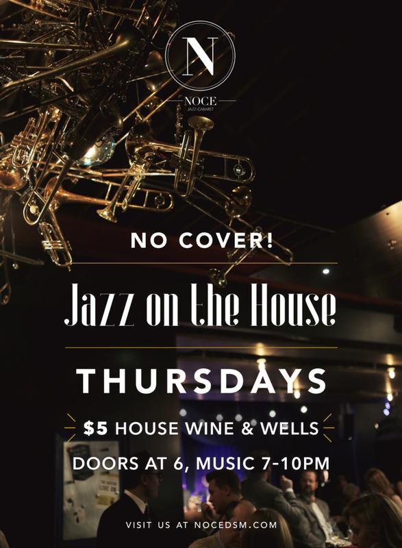 Jazz On The House w/ Blake Shaw's Thrio