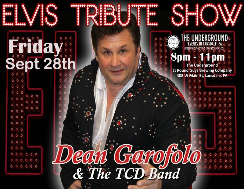Elvis Tribute Show!