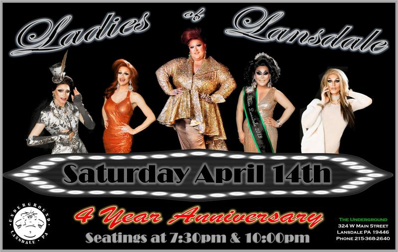 Ladies of Lansdale Anniversary Party!