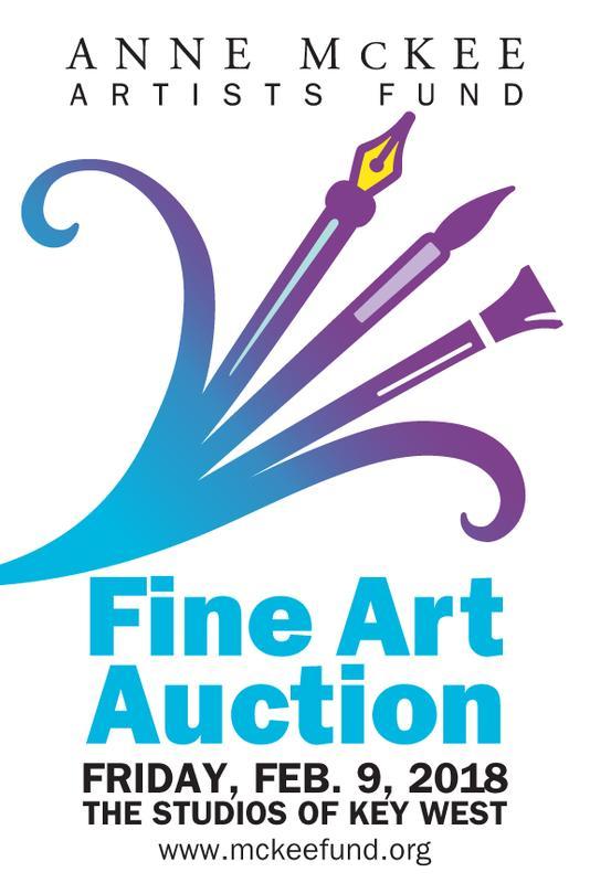 Anne McKee Artist Fund Fine Art Auction 2018