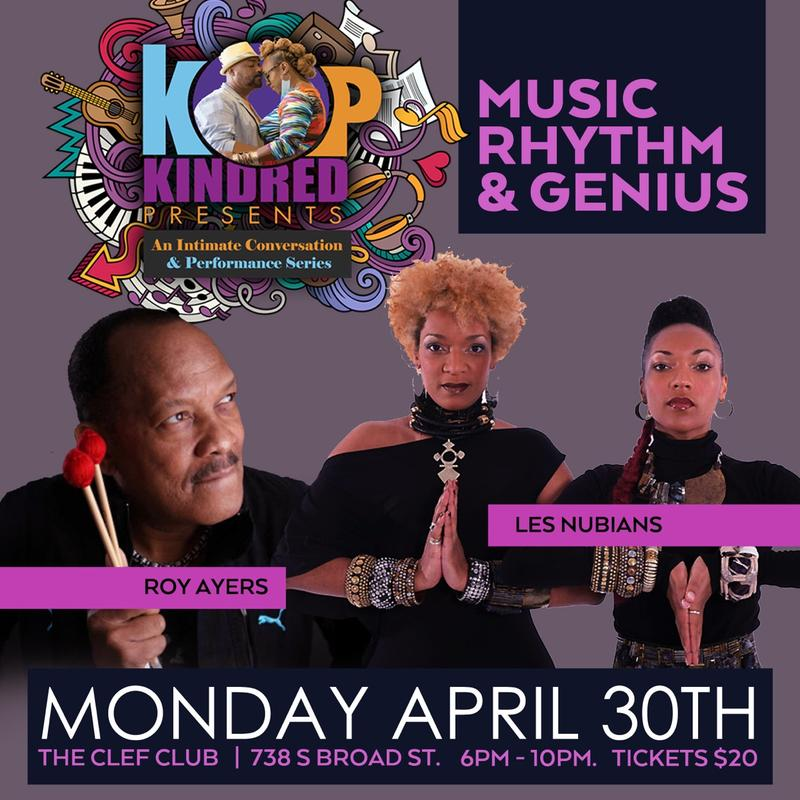 Kindred presents featuring Roy Ayers and Les Nubians