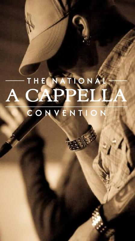 The National A Cappella Convention #NACC16