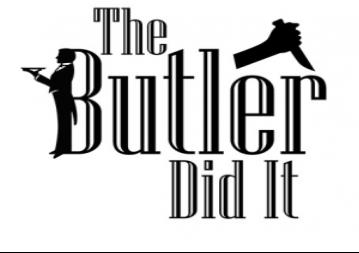 """""""The Butler Did It"""" - A Murder-comedy at The Station Dinner Theatre"""