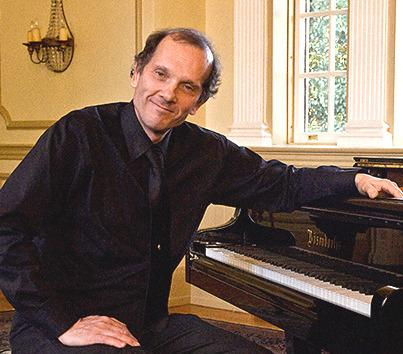 Piano Solo in Spring with Rollin Wilber
