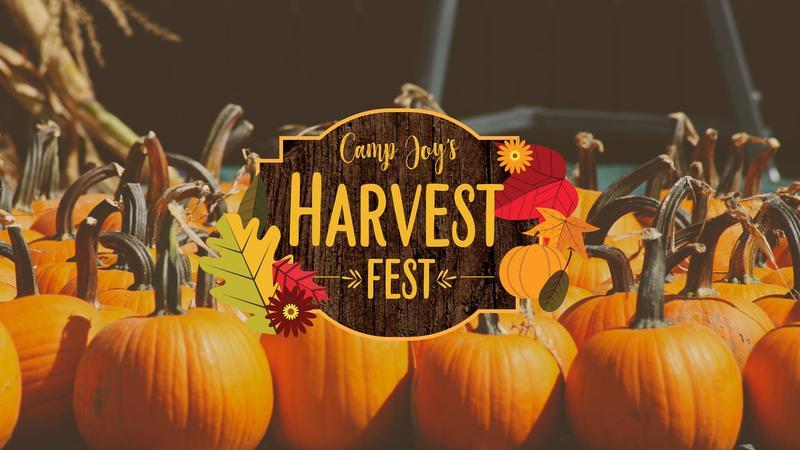 Camp Joy Harvest Fest