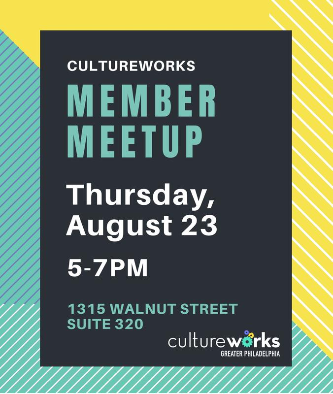 CultureWorks Member Meetup ft. High Point Cafe