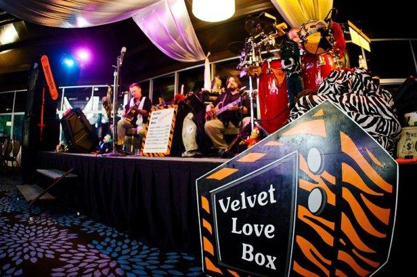 7 Year anniversary party w/ Velvet Love Box