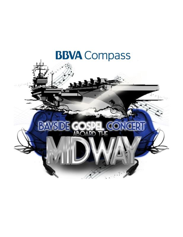Bayside Gospel Concert Aboard the Midway 2017