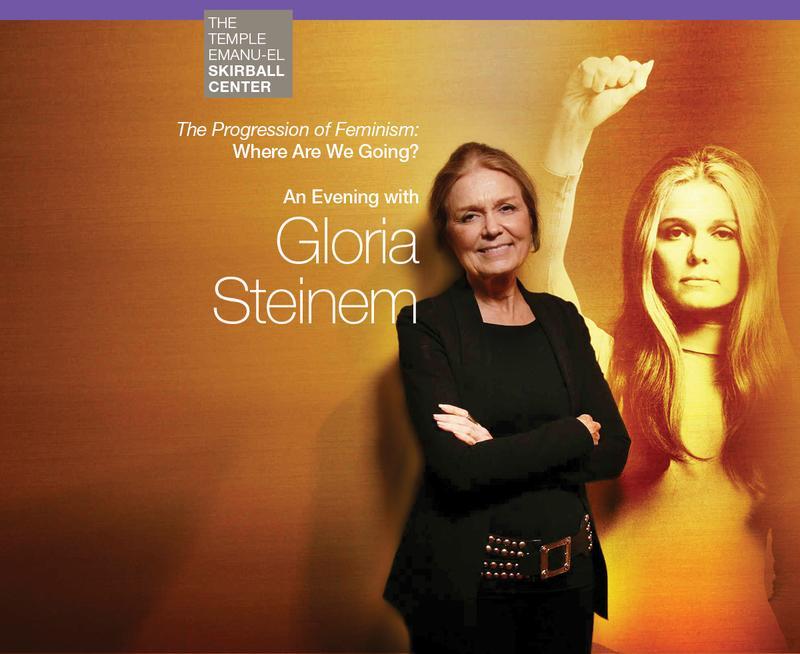 An Evening with Gloria Steinem