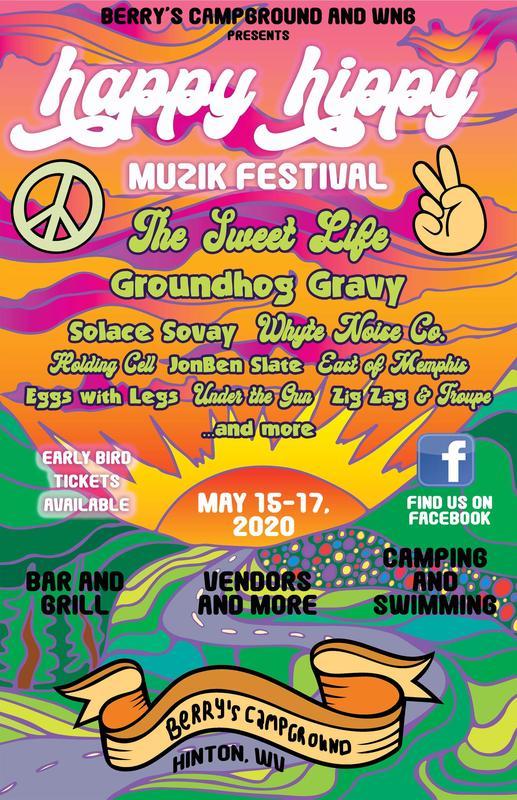 Happy Hippy Muzik Festival LLC