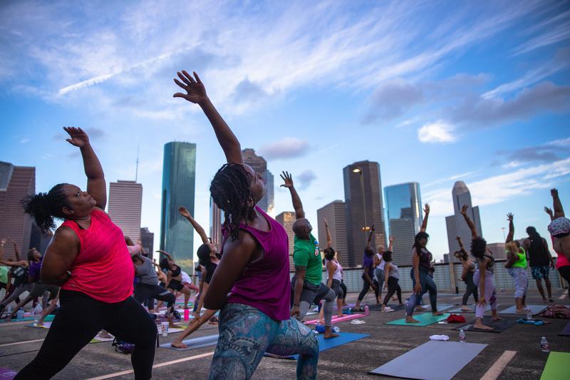 Community Yoga @ Shape Center