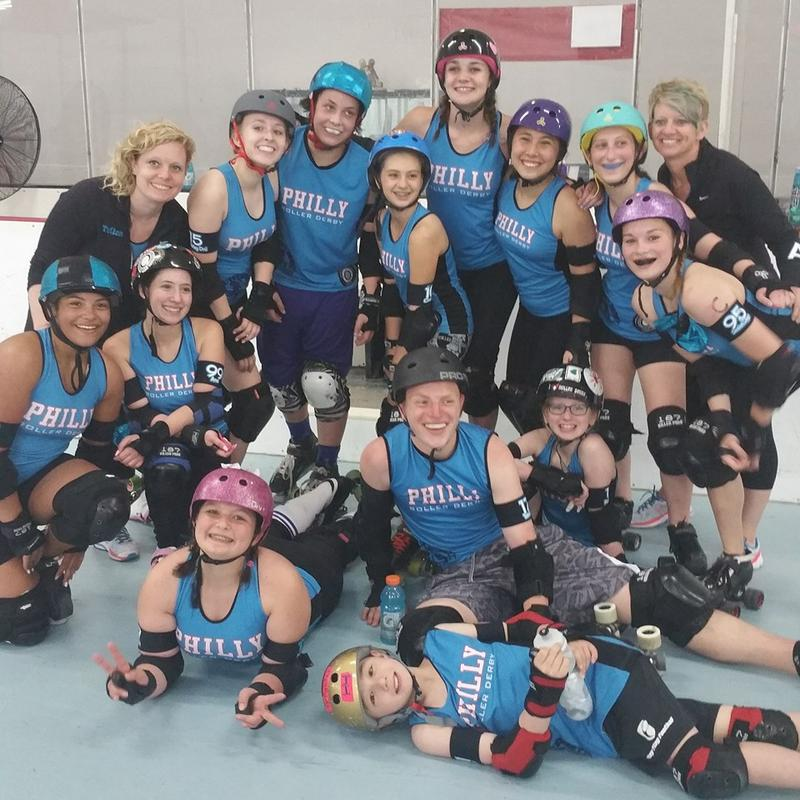 Philly Roller Derby Juniors 2018 Winter/Spring Session