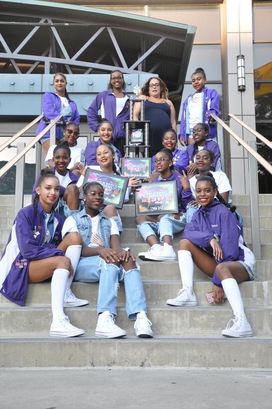 ShinDiggs Arts FUNdraiser for Troupe Sr. Dance Team