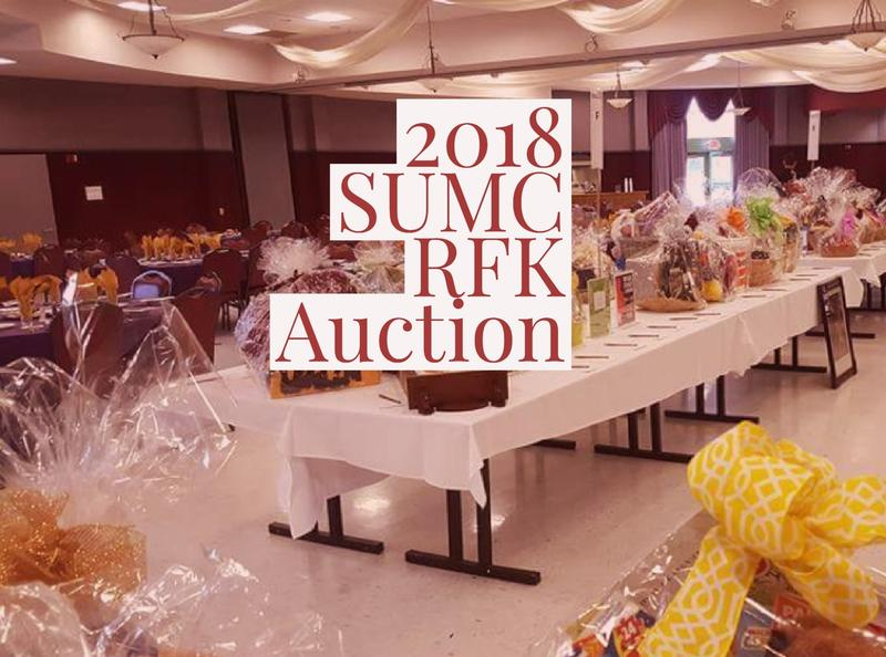Royal Family Kids Camp of SUMC Auction 2018