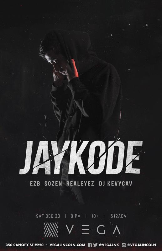 JayKode at Vega