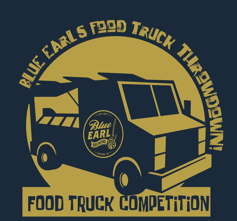 Blue Earl's Food Truck Throwdown