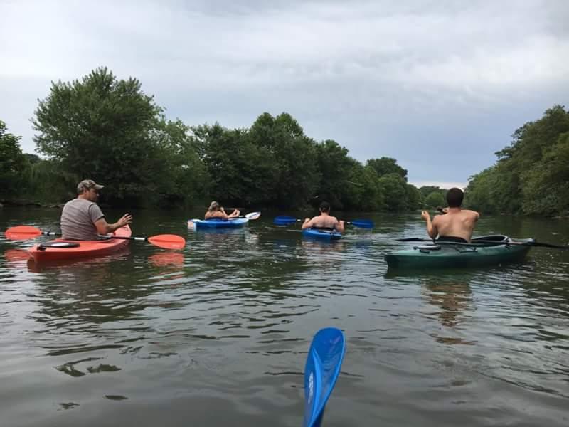 Bino Kayaking Adventure
