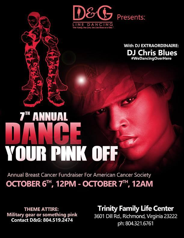 7th Annual Dance Your Pink Off