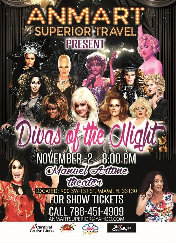Divas of the Night