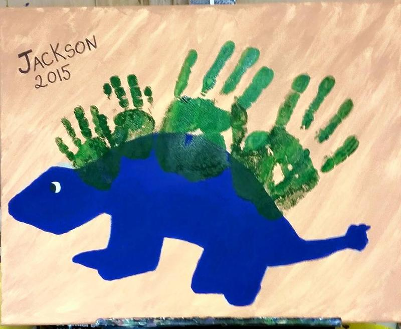 Stegosaurus (Daddy & Me)