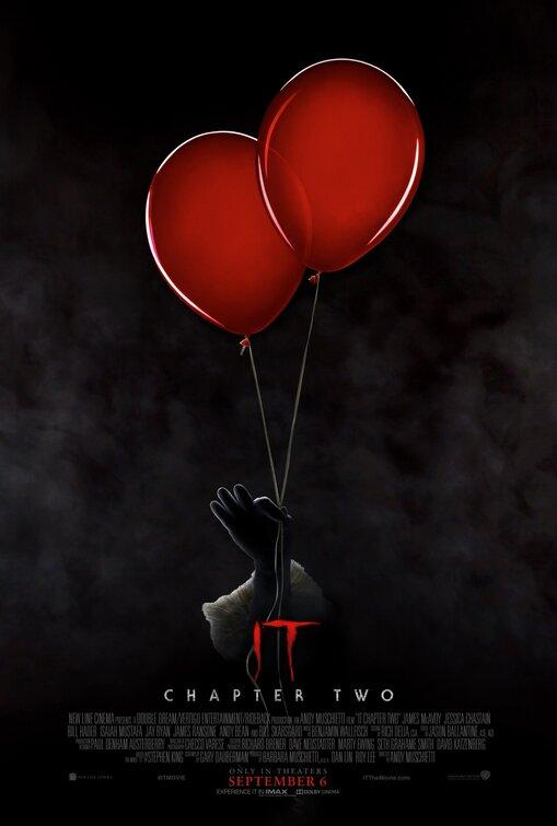 IT 2017 & IT: Chapter Two