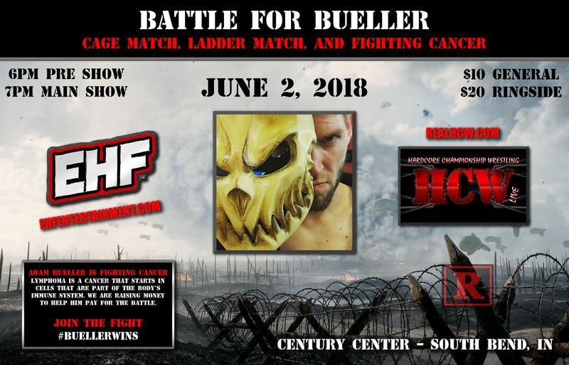 EHF/HCW Battle For Bueller
