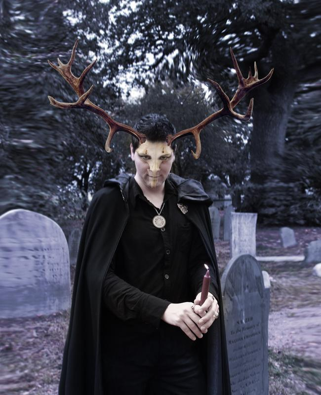 The Horned God: Lord of Death and Resurrection with Brian Cain