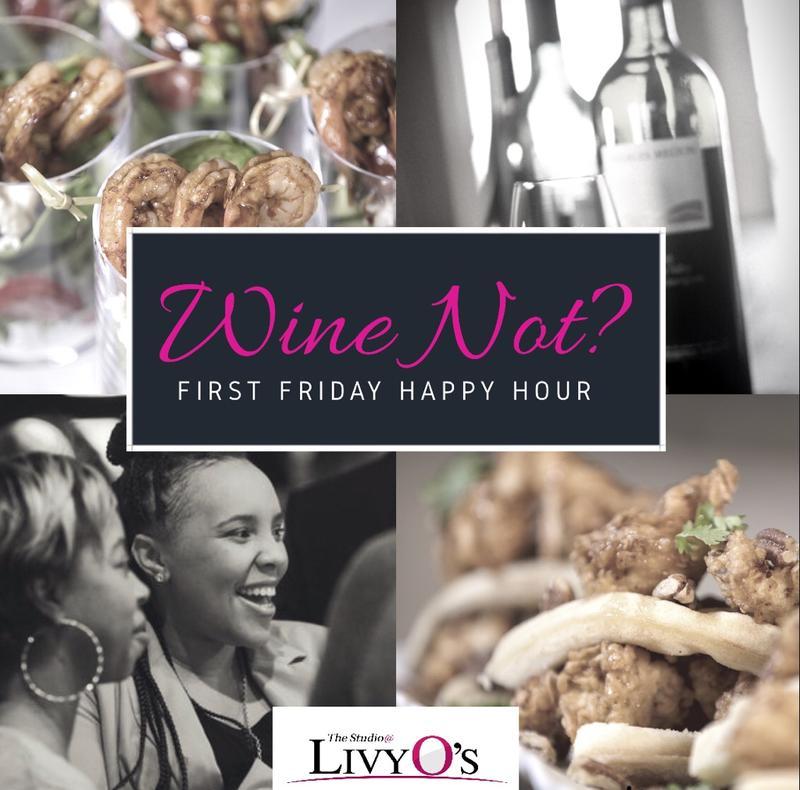 Wine Not? Happy Hour (Sagittarius Bash Edition)