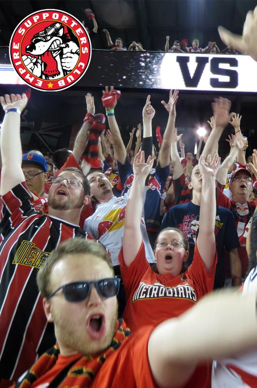 RBNY-San Jose Away Game 4/13 TICKET ONLY