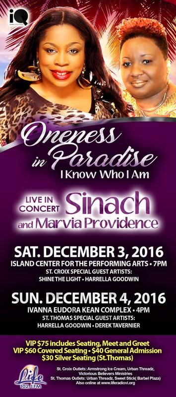 Oneness in Paradise - St. Croix