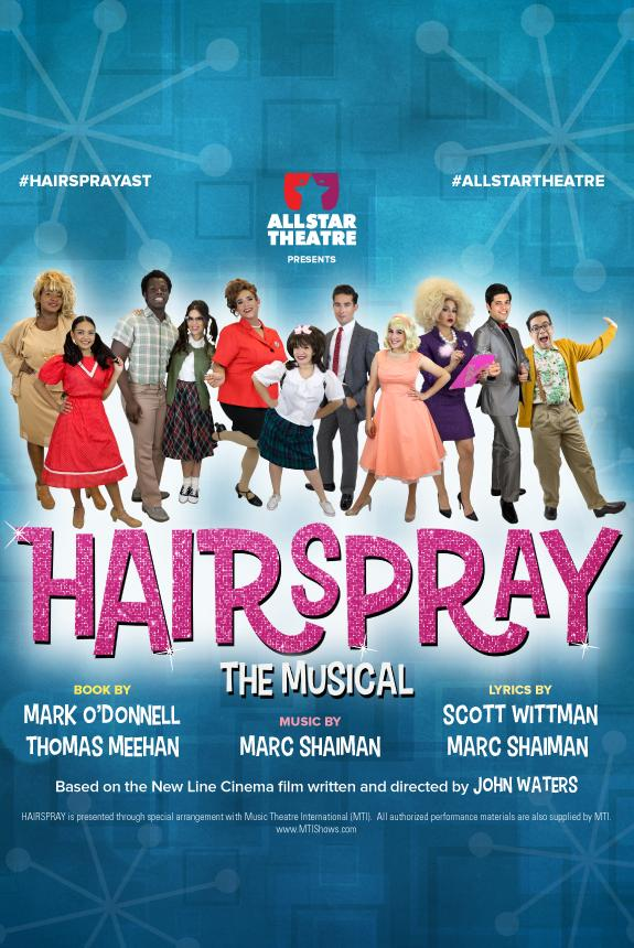What To Sell >> Hairspray: The Musical Tickets in Pharr, TX, United States