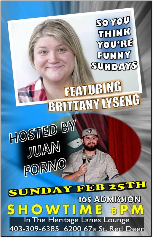 Featuring Brittany Lyseng Hosted by Juan Forno
