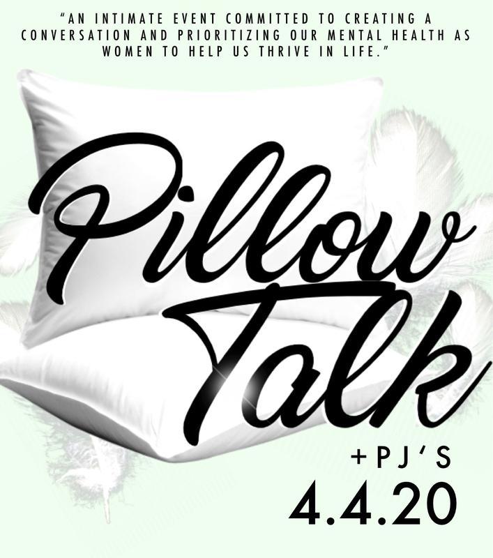 PILLOW TALK + PJ'S