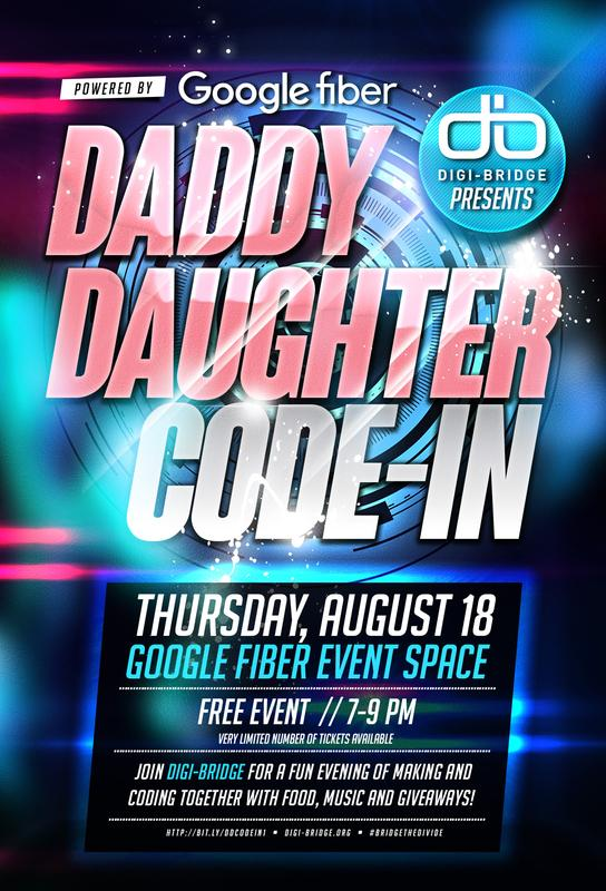 Daddy Daughter Code-In
