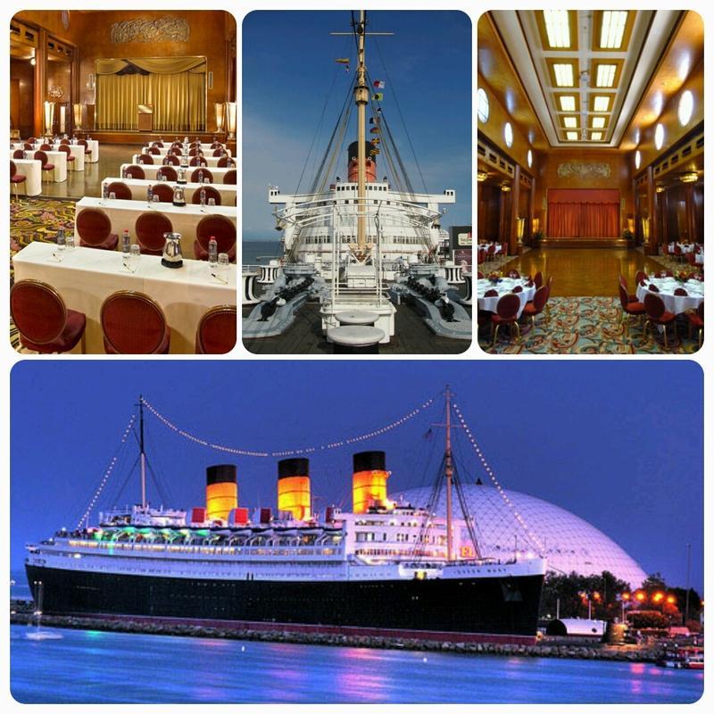 "HUGE Queen Mary ""ROTATIONAL"" Dinner Dance**HUNDREDS ATTEND"