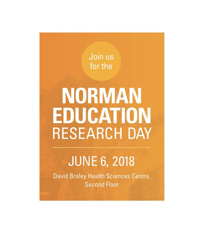 Norman Education Research Day