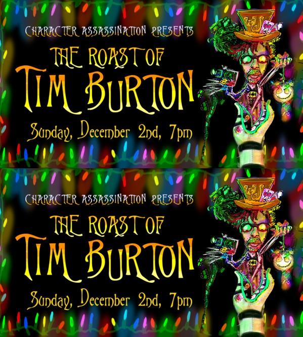 The Roast of Tim Burton