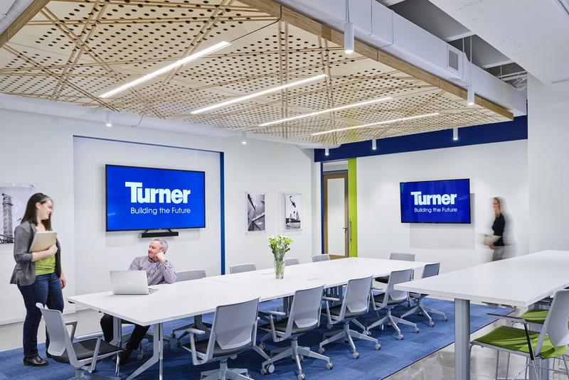 Cocktails & Conversations | Turner Construction