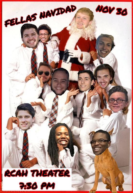 Fellas Navidad: Pt II
