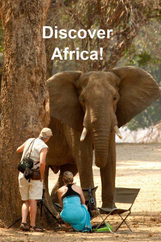 Africa Travel Night with Special Guest Brian Keating
