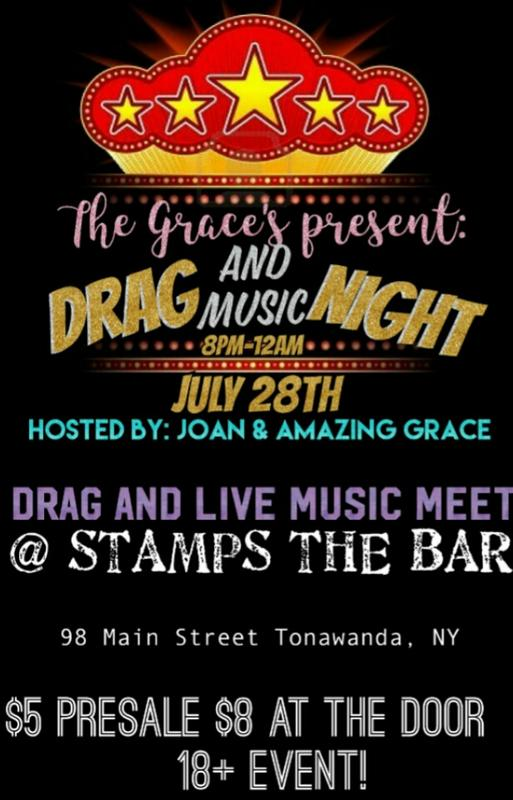 The Grace's Drag and Music Night
